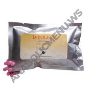 Global Anabolic Dbol 5mg 1000 pills