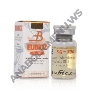 EU Bioz EQ 300mg