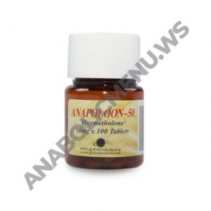 Global Anabolic Anadrol 50mg