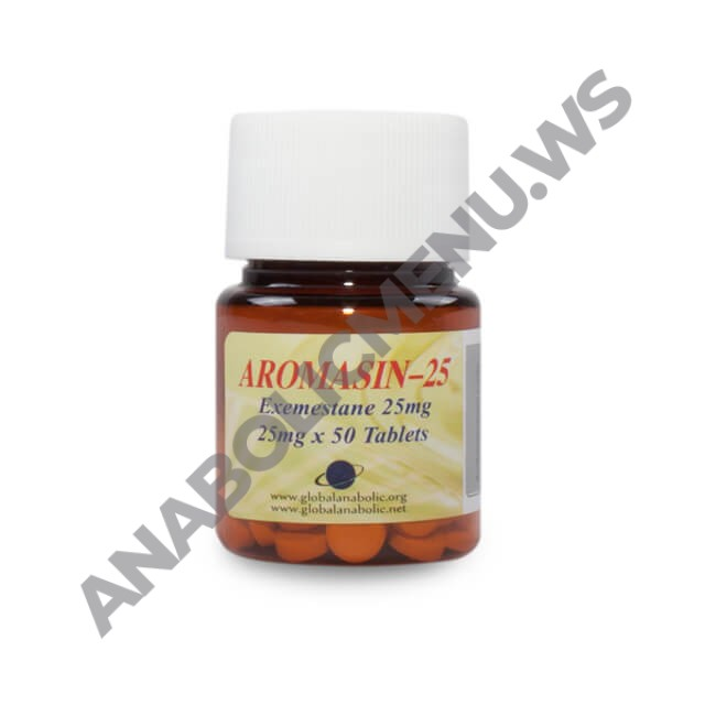 Global Anabolic Aromasin 25mg