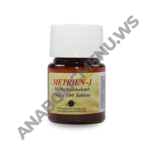 Global Anabolic Metribolone 1mg