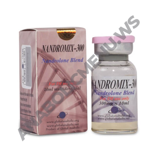 Global Anabolic Nandrolone Blend 300mg