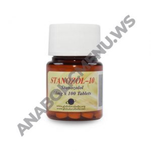Global Anabolic Winstrol Pills 10mg