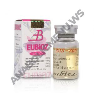 Sustanon 300mg manufacured by EU Bioz