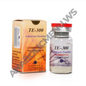 Global Anabolic Testosterone Enanthate 300