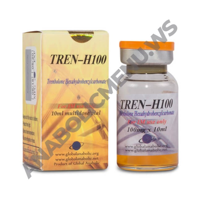 Global Anabolic Parabolan 100mg