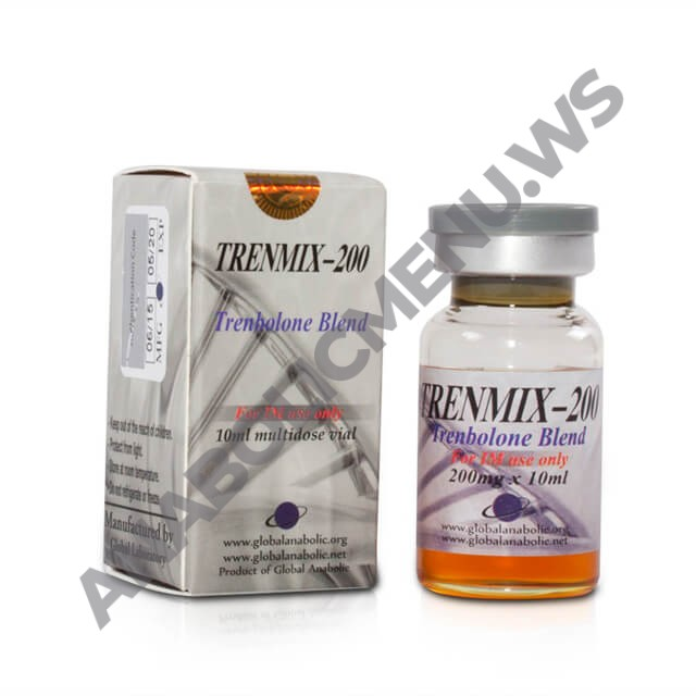 Global Anabolic Trenbolone Mix 200