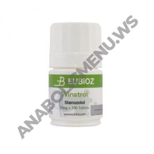 EU Bioz Winstrol pills 10mg