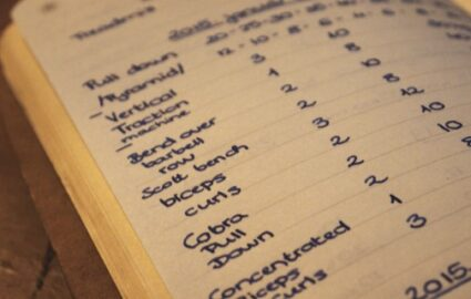 How Important Is Keeping Track Of Your Workouts In Your Workout Journal?