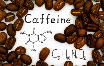 Caffeine to enhance athletic performance
